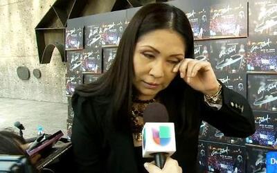"""Ana Gabriel aclaró los rumores de su """"muerte"""""""