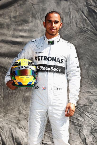 Lewis Hamilton, Gran Bretaña, Mercedes.