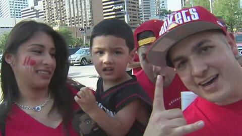 Impresiones de los fanáticos de los Houston Rockets tras la derrota ante...