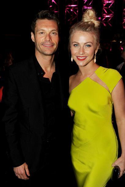 Ryan Seacrest y Julianne Hough dejaron de brillar como una de las pareja...