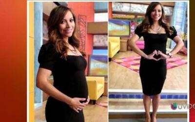 Satcha Pretto celebrará su primer día de las madres