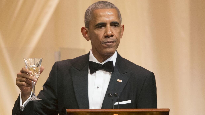 Palabras de Barack Obama en su última cena de Estado
