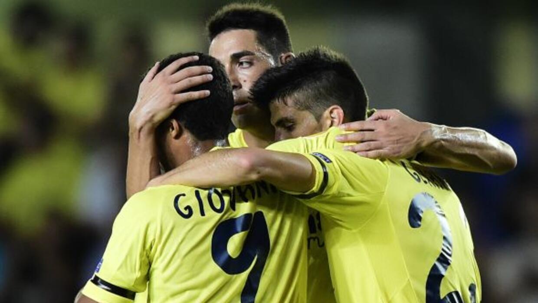Giovani fue titular con el 'Submarino', que derrotó al Celta y mostró qu...