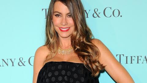 Sofia Vergara en Tiffanys