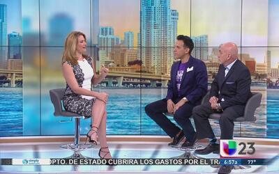¡Caminata para concientizar a la comunidad de Miami sobre el Alzheimer!