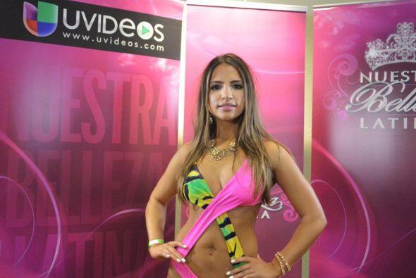 Nos fuimos de San Antonio a Miami con candidatas bellas y talentosas que...