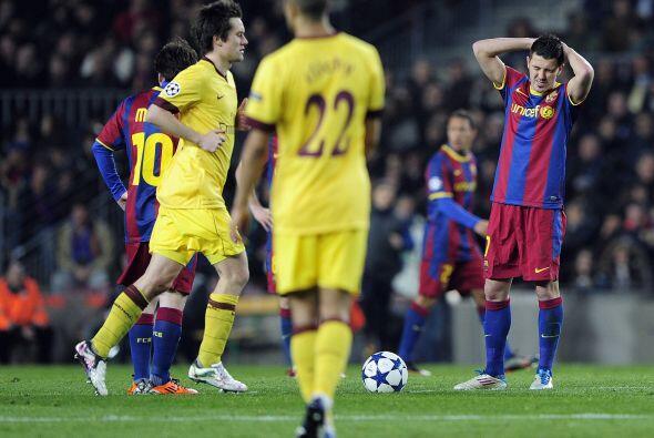Vaya sorpresa que se estaba llevando el Barcelona.