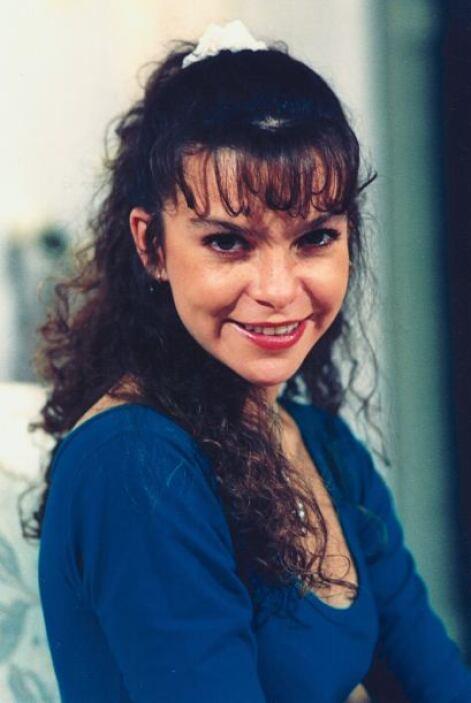 """Después de """"Alcanzar Una Estrella"""" siguió su carrera como actriz y parti..."""