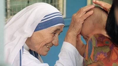 Madre Teresa de Calcuta rumbo a la canonización