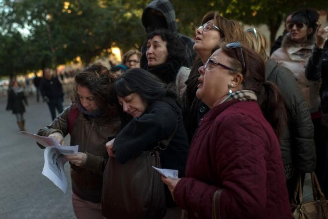 España no se salvó de las condiciones adversas de la economía. Miles de...