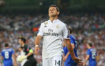 Ya ven a 'Chicharito' fuera de Real Madrid
