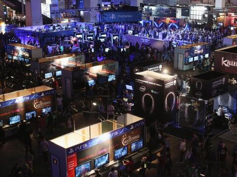 Más de 70 mil aficionados a los videoajuegos se darán cita en la Expo Eu...