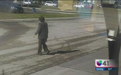 Nuevas fotos reanudan la esperanza de encontrar a mujer desaparecida en...