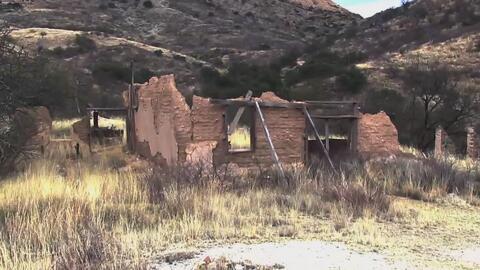 Conozca un poco sobre Ruby, el pueblo fantasma ubicado en Arizona