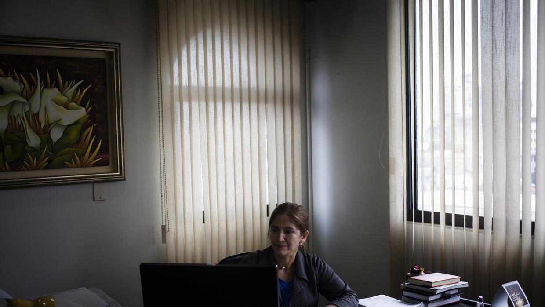 Lucía pasó 3 años, siete meses y veinte días en prisión.