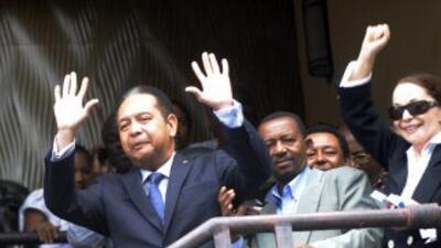 El ex dictador haitiano, Jean-Claude Duvalier quiere regresar a la polít...