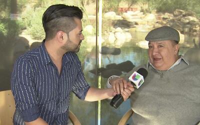 Luis de Alba se confesó ante las cámaras de Univision Arizona