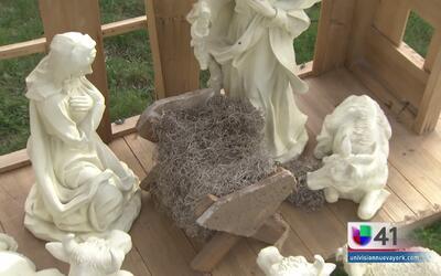 Preocupación entre feligreses por robo de estatuas del Niño Jesús