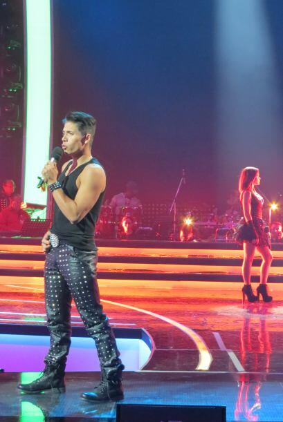 Otro dueto que promete dar de qué hablar es el de Fernando Corona y Ana...