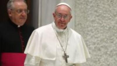 El papa Francisco se entrevistará el lunes en Roma con la presidenta arg...
