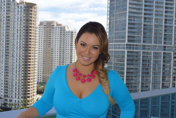 Este año, Chiquis debutará como presentadora.