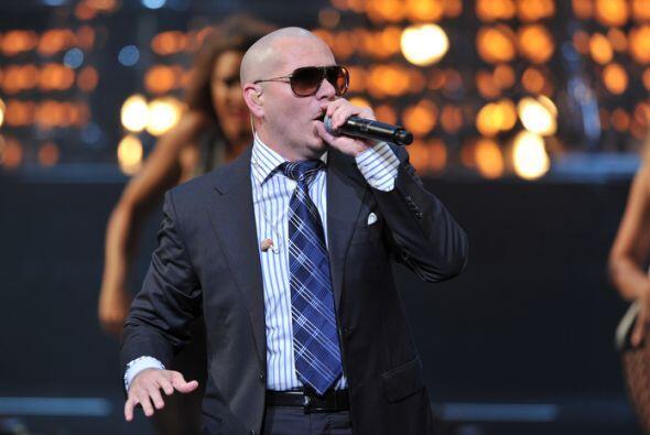 Pitbull fue invitado a formar parte de este evento especial por todo el...