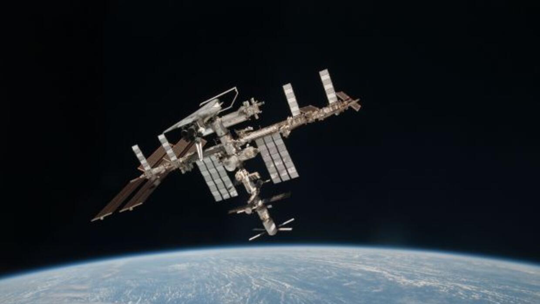 La Estación Espacial Internacional (EEI).