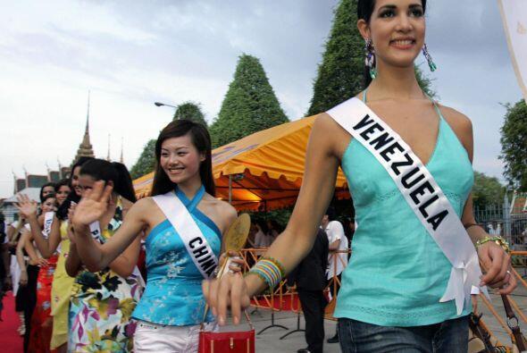 Osmel y la Organización Miss Venezuela reaccionaron en Twitter ante la l...
