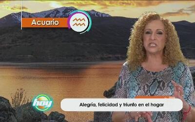 Mizada Acuario 25 de mayo de 2016