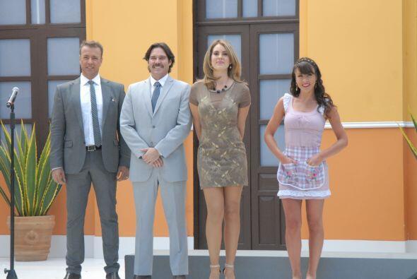 """""""La Mentira"""" fue protagonizada por Kate del Castillo y Guy Ecker en 1998."""