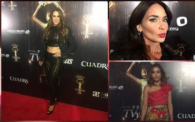 Así llegaron los famosos a la cena de nominados de Premios TVyNov...
