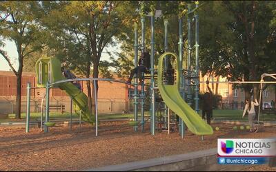 Residentes de Hermosa ya tienen nuevo parque de juegos