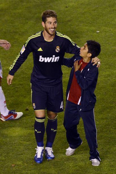 El Madrid ya tiene su primer triunfo en la Liga luego de este 2-0 y est&...