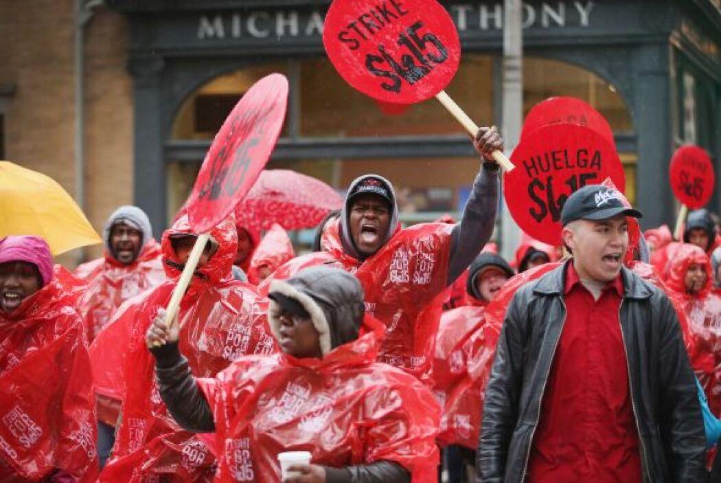 Para este jueves fueron llamados a manifestarse empleados de 150 ciudade...