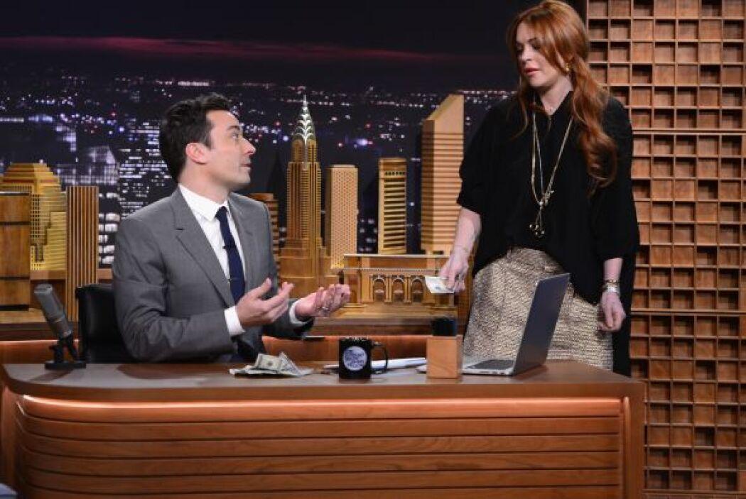 Lindsay Lohan Mira aquí los videos más chismosos.