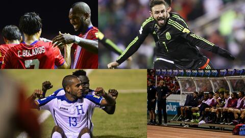 Canal oficial de la Liga MX - El  Futbol Mexicano, El TRI - Sus Resultad...