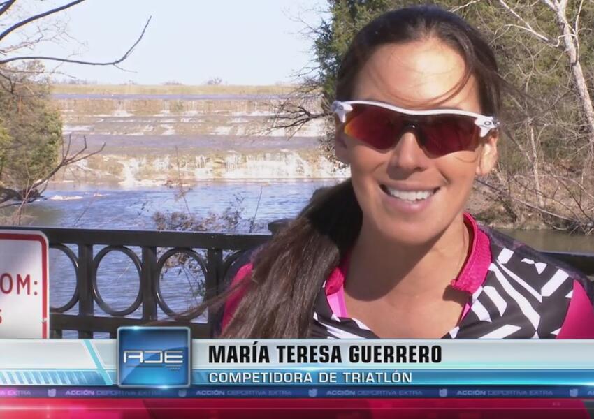 María Guerrero - Chica Accion Deportiva Extra