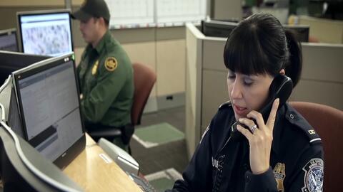 Centro de Operaciones de Inteligencia de CBP en Arizona