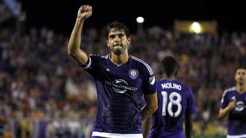 De la mano de Kaká Orlando City consiguió un triunfo vital ante NYCFC.