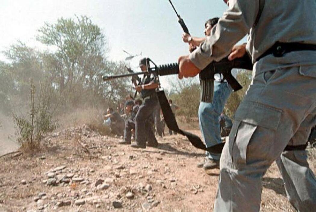 Sin embargo el principal rival del cártel de Sinaloa es el de Tijuana o...