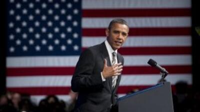 Obama busca el apoyo de la gente adinerada que se indentifica más con lo...