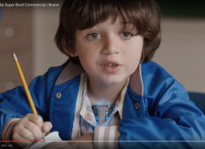 "Comercial ""Better"" para el Super Bowl"