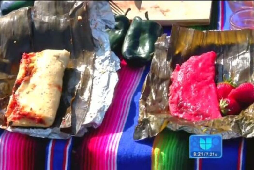 Tamales de fresa y queso para Chiqui y Karla: El Chile Mayor se lució co...