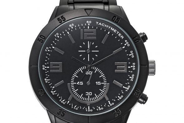Un regalito extra para papá puede ser este bonito reloj Mossimo e...