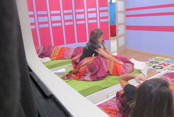 Univision.com captó este momento gracias a los pasillos té...