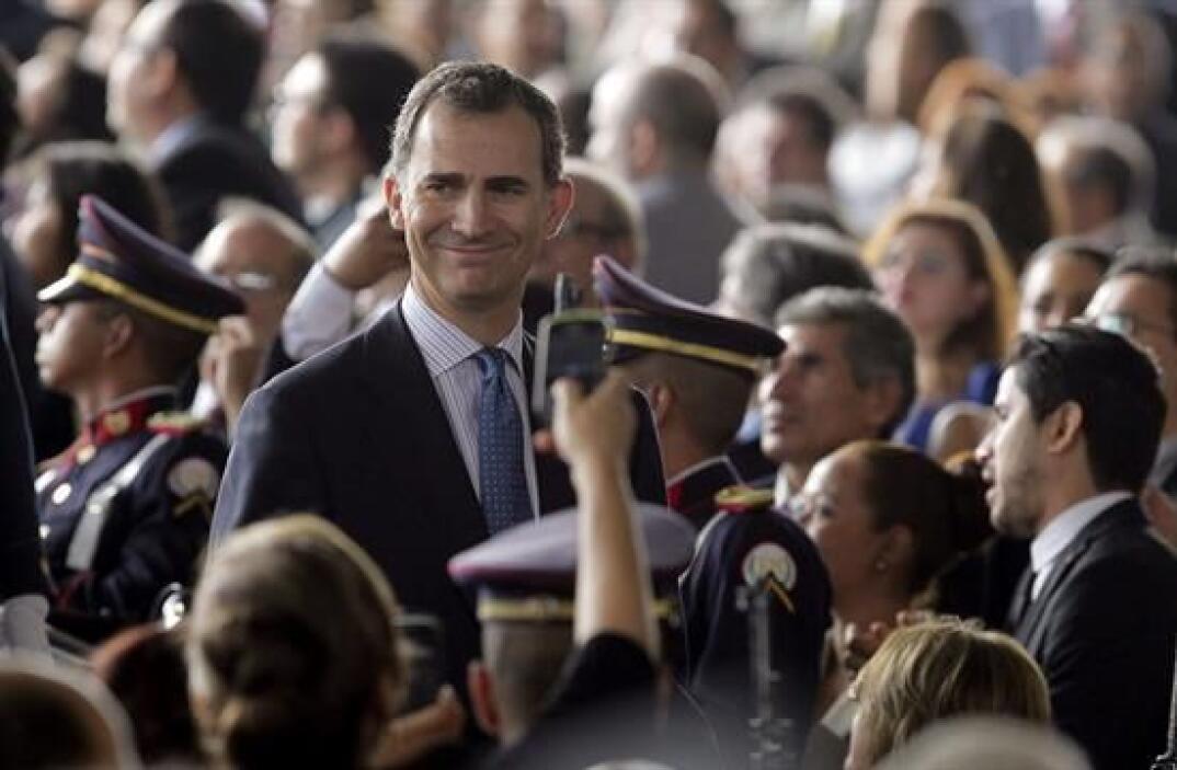 En sus manos está superar la imagen negativa que la monarquía ha encarad...