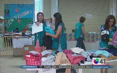 Texanos se unen para apoyar a migrantes en esta crisis humanitaria