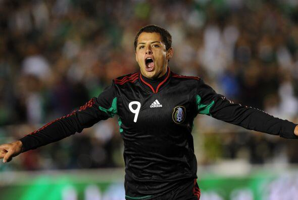 Antes de ese también se jugó en el Estadio Azteca marzo de 2010 con marc...
