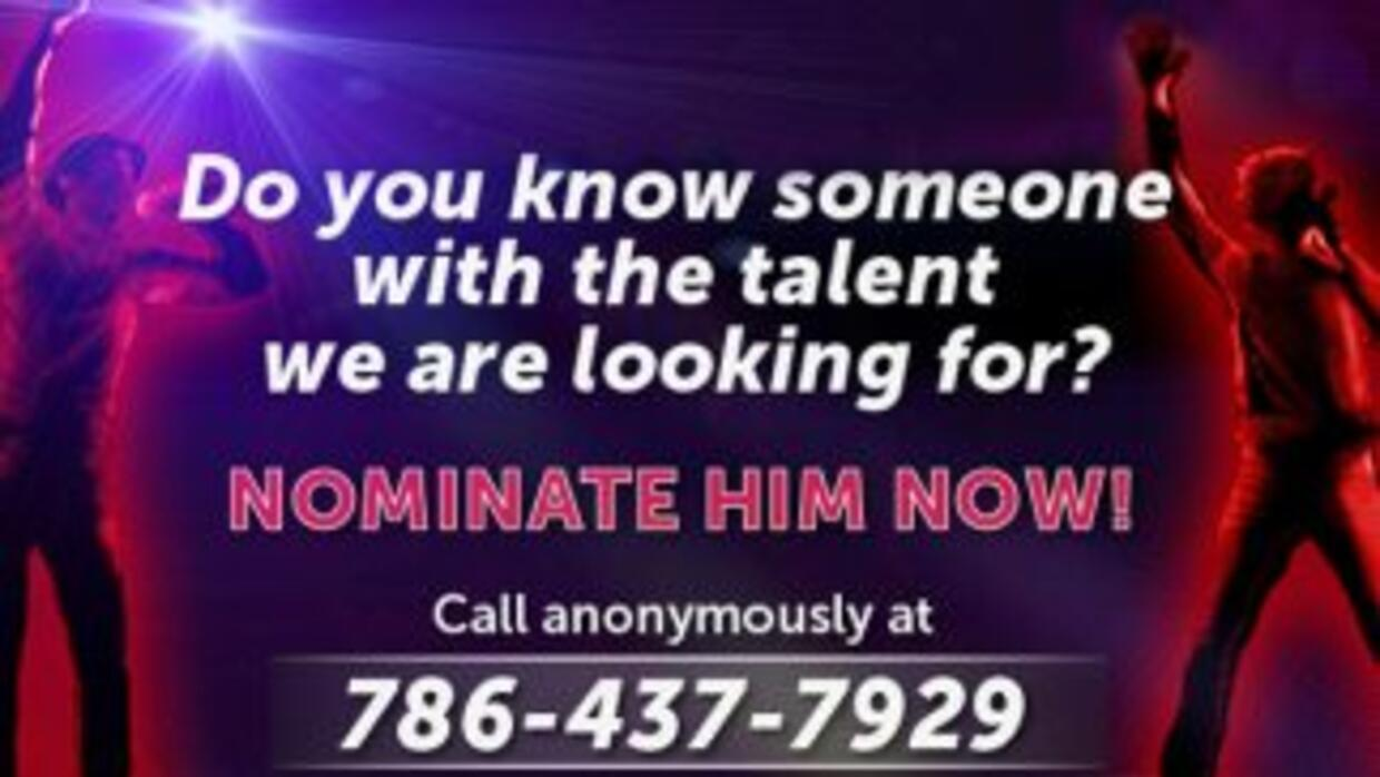 Nominate him now if you know someone with the talent to be part of La Ba...