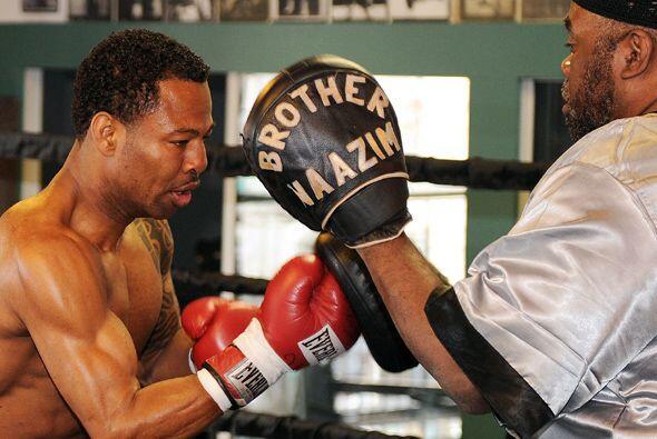 """""""Sugar"""" no quiere dar una sola oportunidad a Floyd para quitar..."""